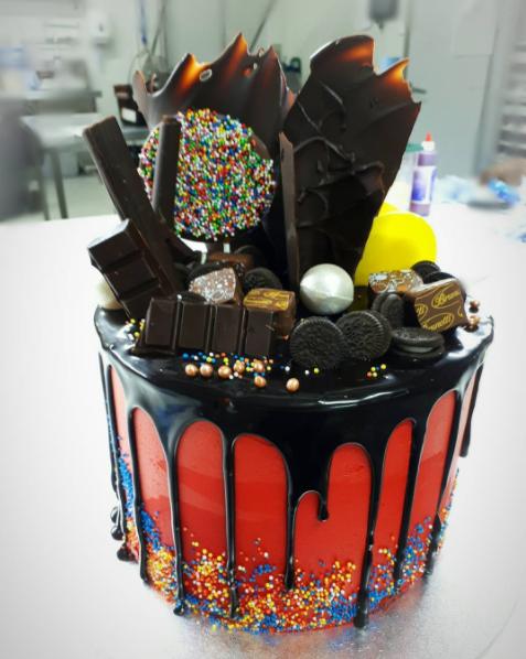 DRIP CAKE 10